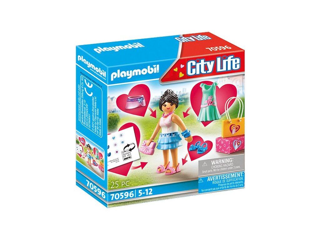 Playmobil Fashion girl