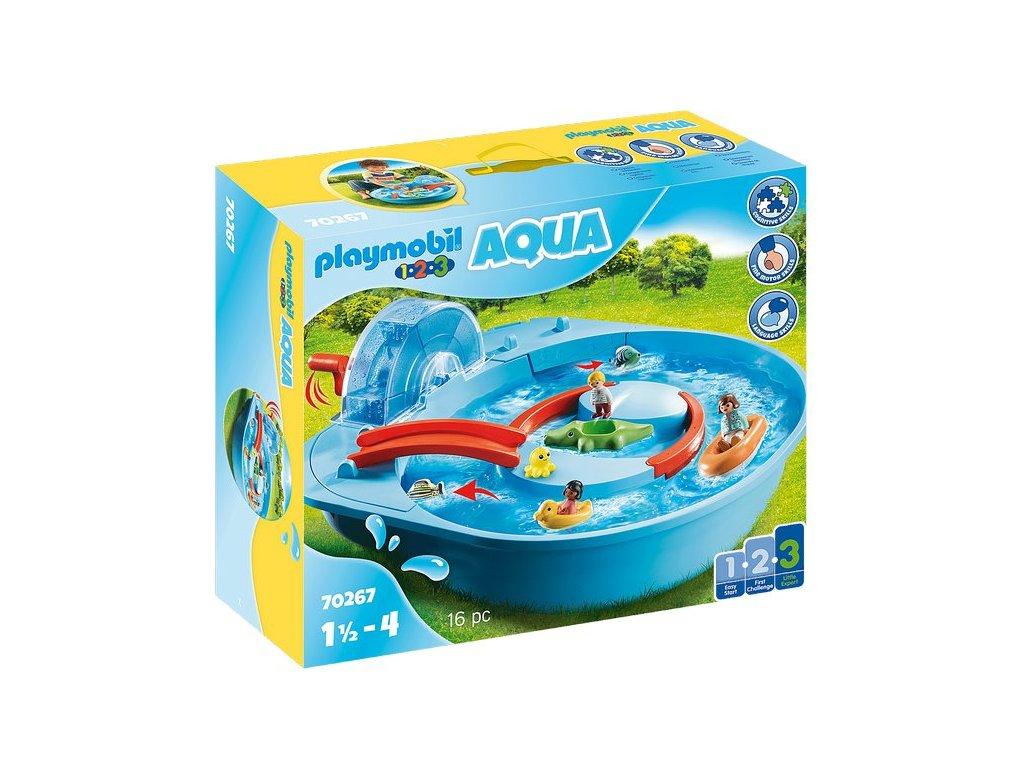 Playmobil Veselá vodní dráha