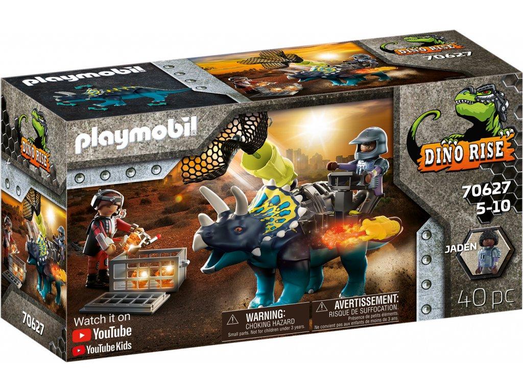 Playmobil Triceratops: Spor o legendární kameny