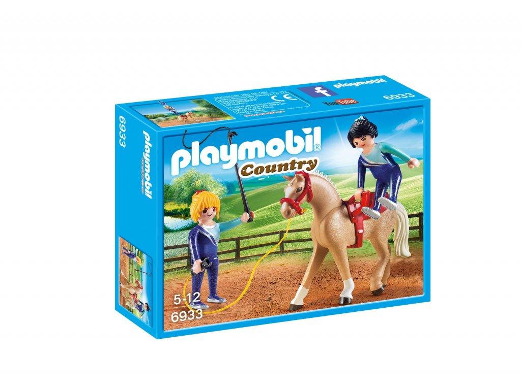 Playmobil Drezura