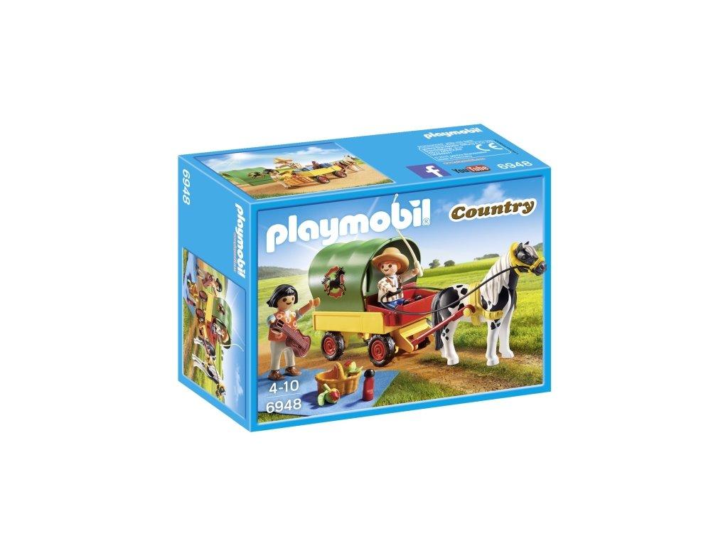Playmobil Výlet do přírody