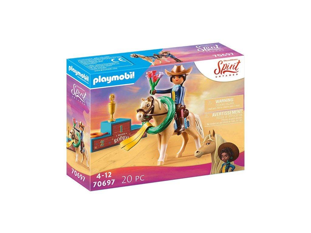 Playmobil Rodeo Próza