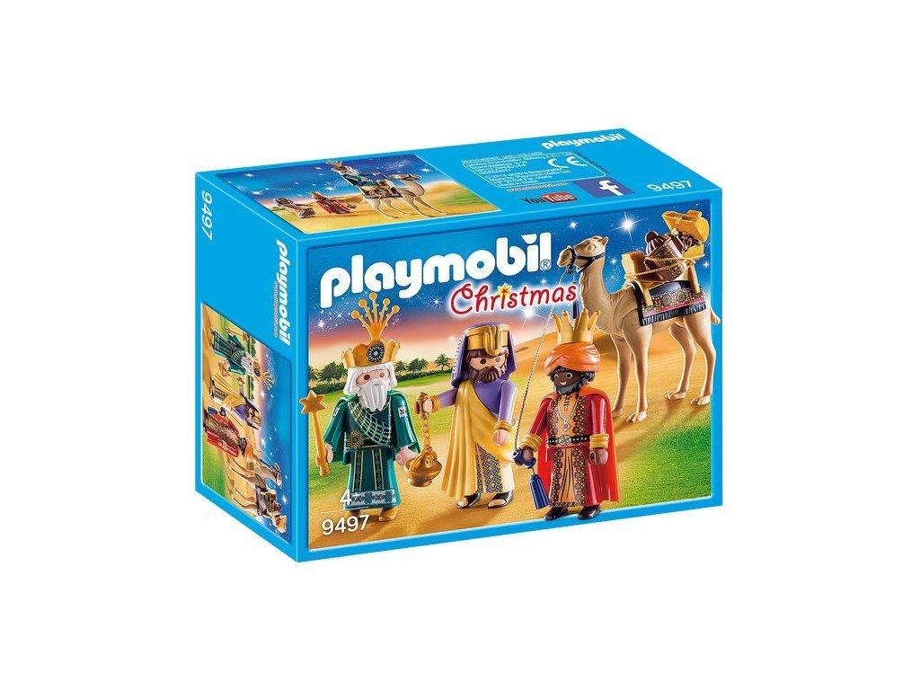 Playmobil Tři králové