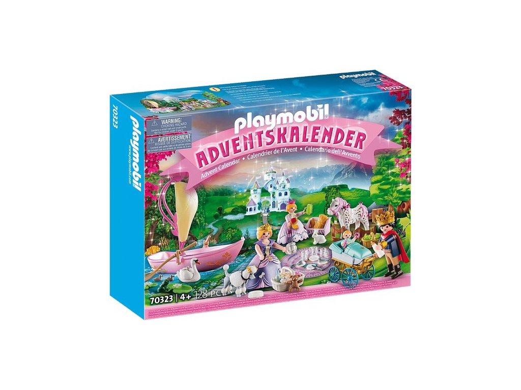 """Playmobil Adventní kalendář """"Královský piknik v parku"""""""