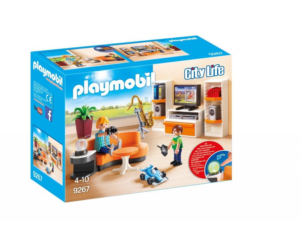 Playmobil Obývací pokoj