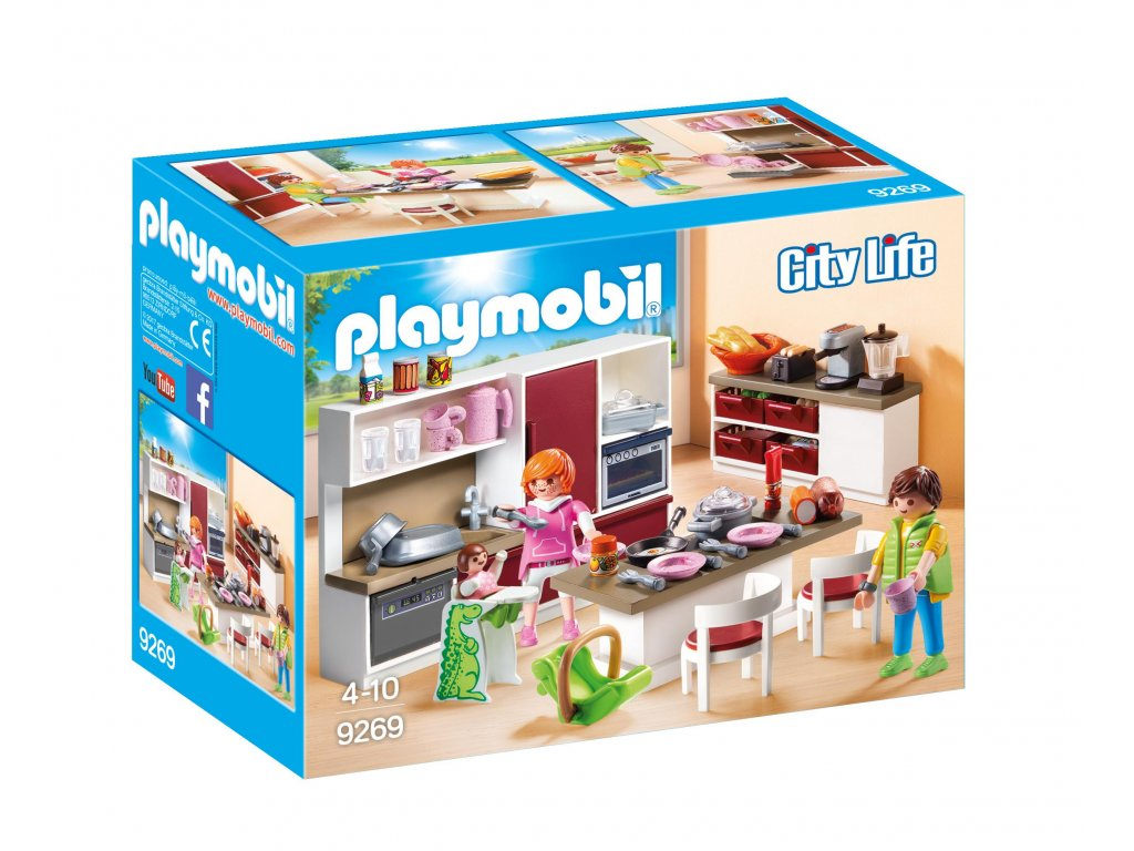 Playmobil Kuchyně
