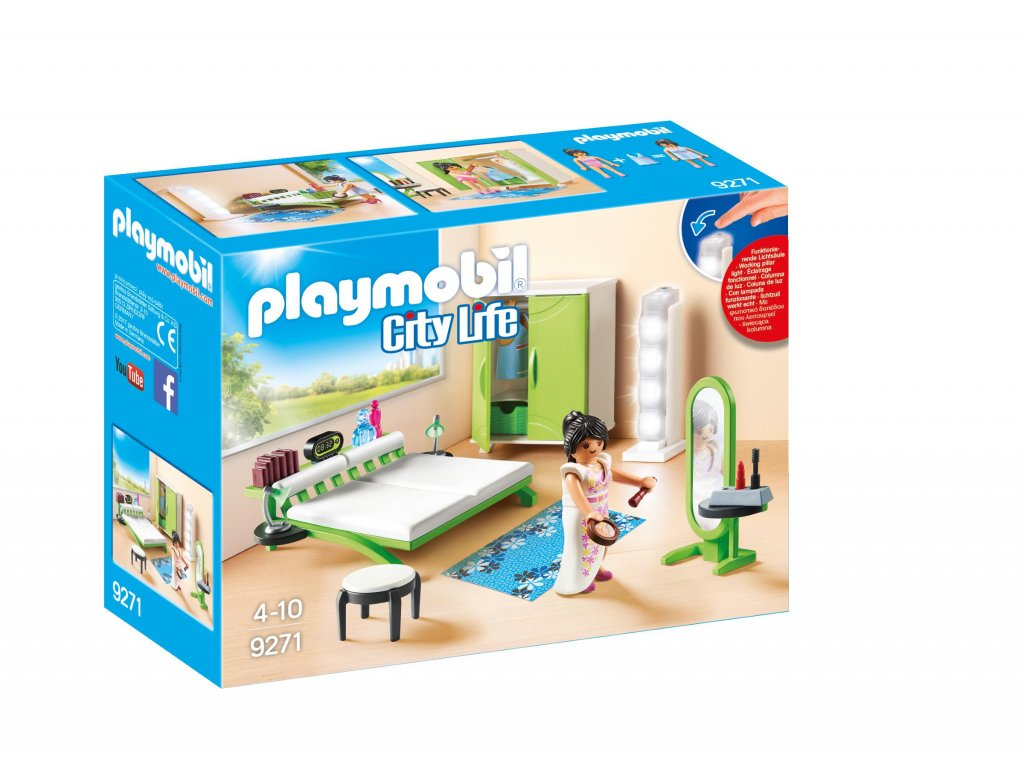 Playmobil Ložnice