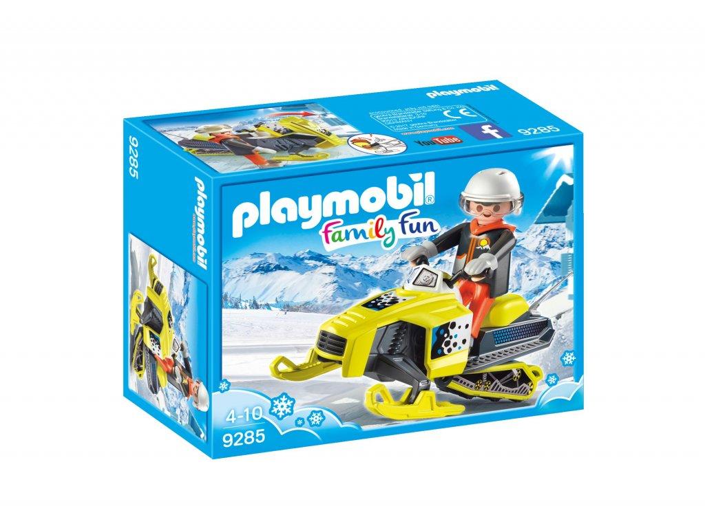 Playmobil Sněhový skútr