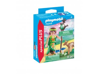 Playmobil Víla se srnkou