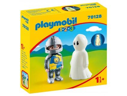 Playmobil Rytíř s duchem
