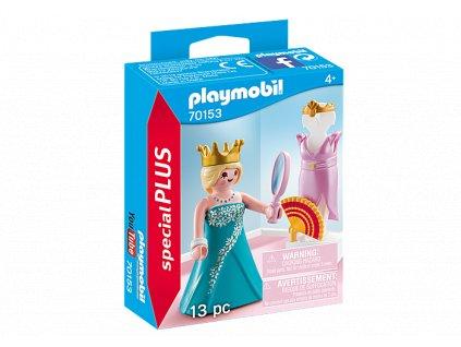 Playmobil Princezna s manekýnou
