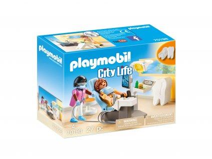 Playmobil Zubní lékařka
