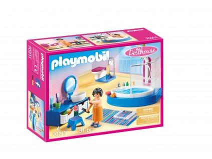 Playmobil Koupelna s vanou