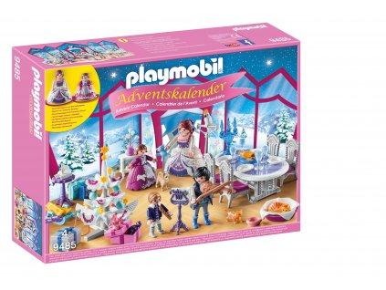 """Adventní kalendář Playmobil """"Vánoční ples v křišťálovém sále"""""""
