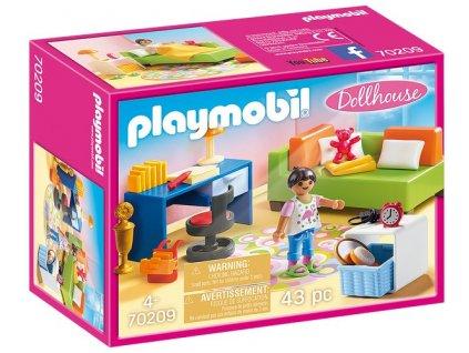 Playmobil Pokoj pro teenagera