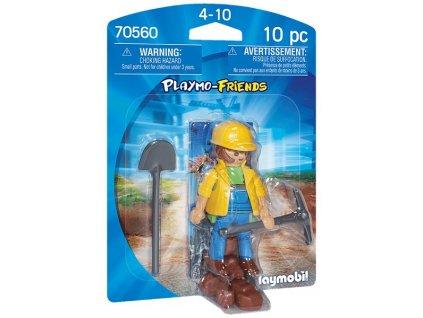 Playmobil Stavební dělník