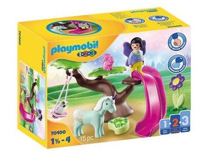 Playmobil Pohádkové hřiště
