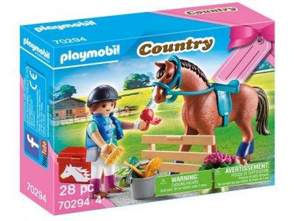 """Playmobil Dárkový set """"Jezdecká stáj"""""""