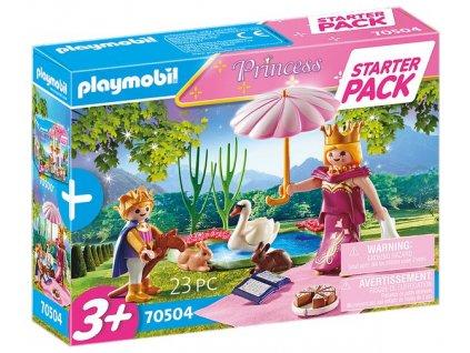 Playmobil Starter Pack Princezna doplňkový set