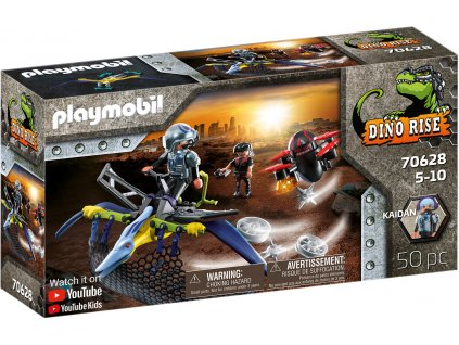 Playmobil Pteranodon: Útok ze vzduchu