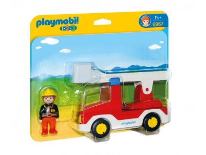 Playmobil Hasičské auto