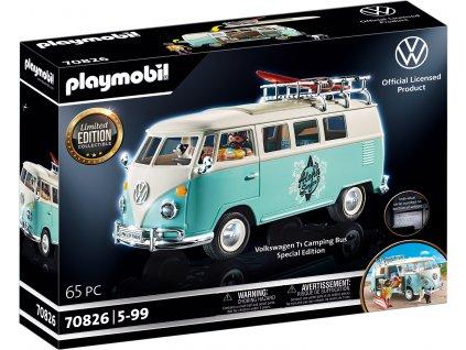 Playmobil Volkswagen T1 Bulli - Speciální edice