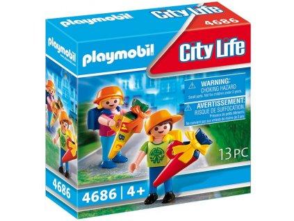 Playmobil První školní den