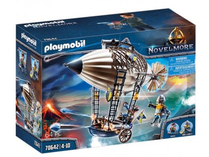 Playmobil Novelmore Dariova vzducholoď