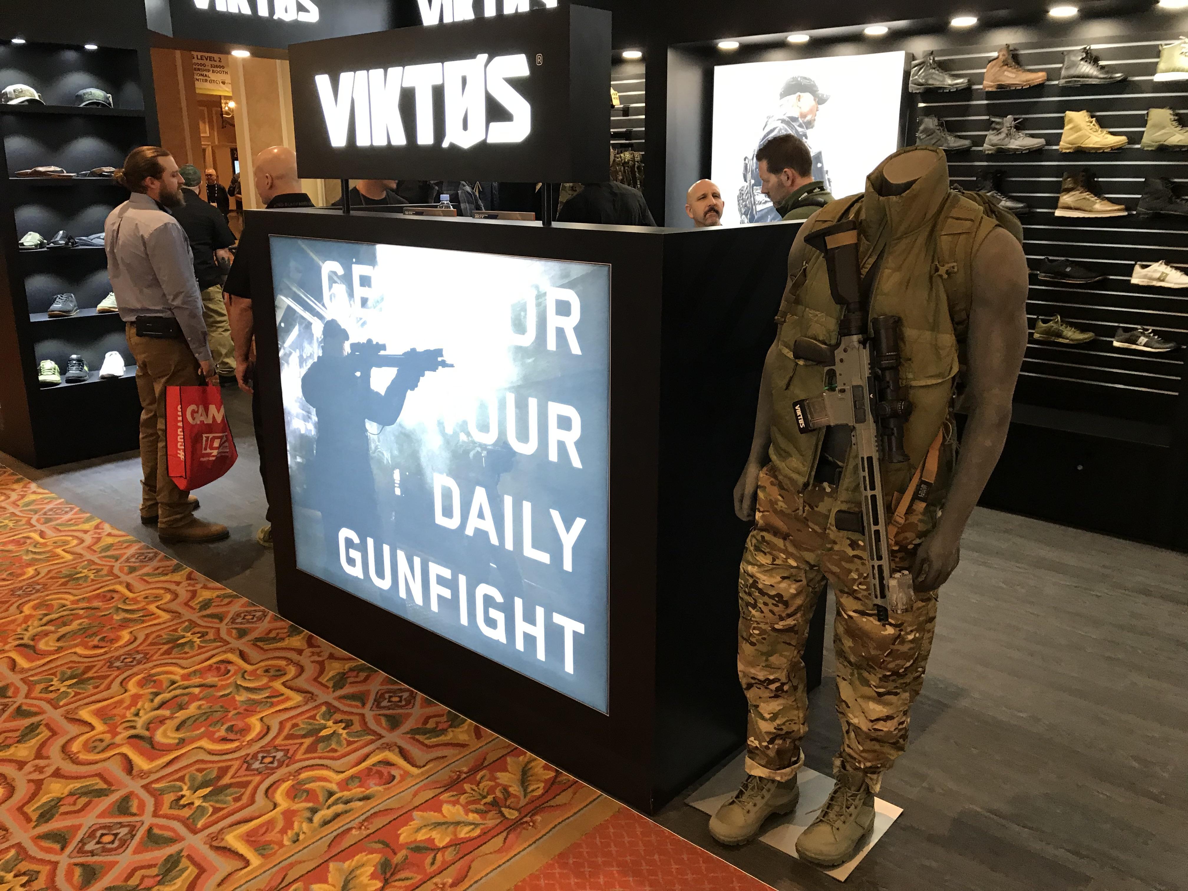 VIKTOSí NOVINKY SHOT SHOW 2020 Las Vegas