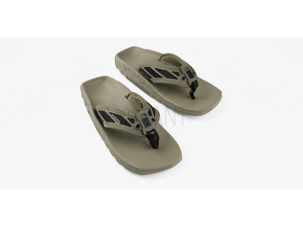 Ruck Recovery Sandal Coyote Top Three Quarter