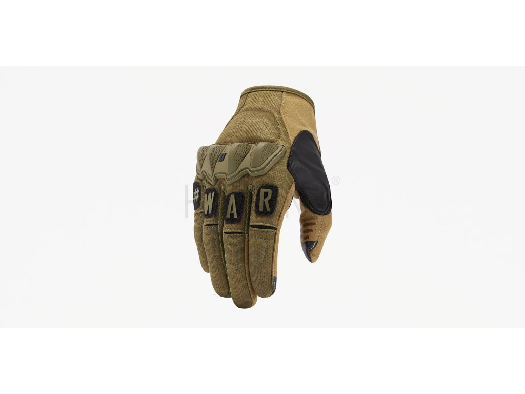 Takticke rukavice Viktos Wartorn Coyote2