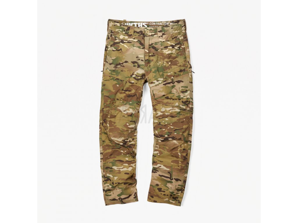 Contractor MC Pants Multicam Front Square
