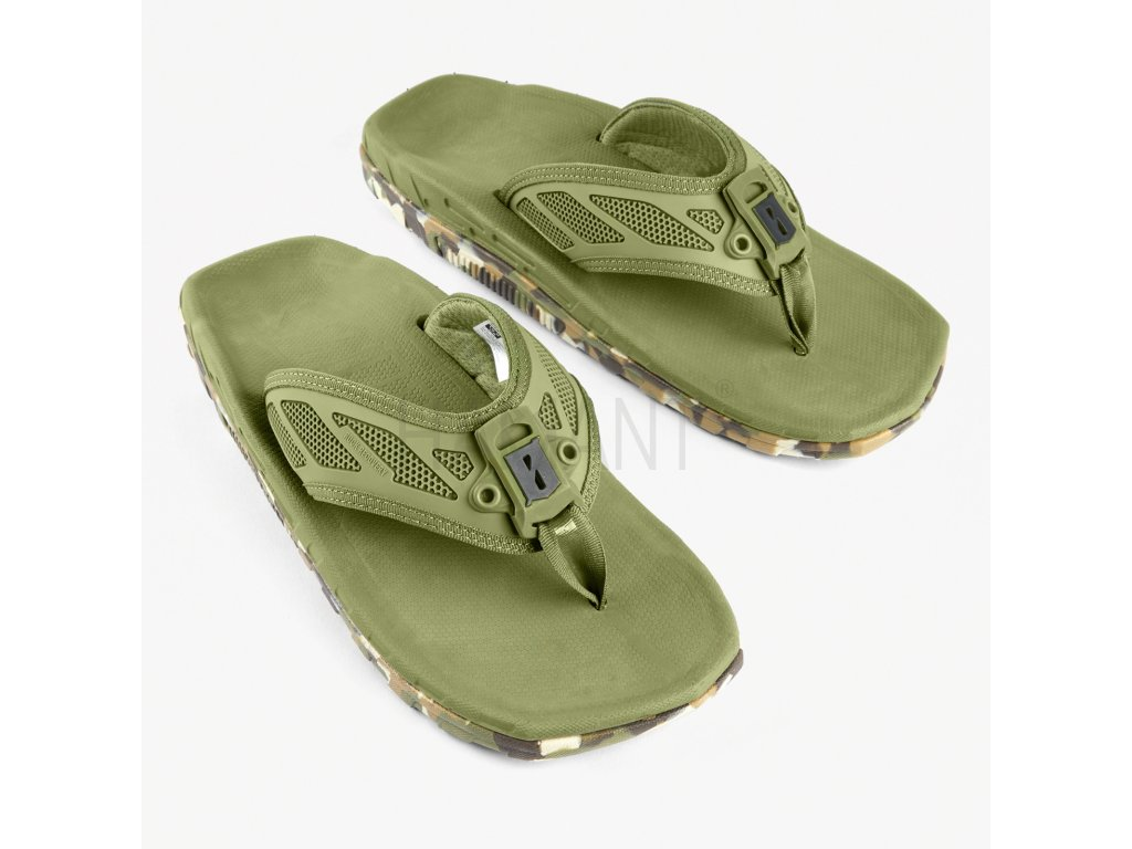 Ruck Recovery Sandal Spartan 2up Square