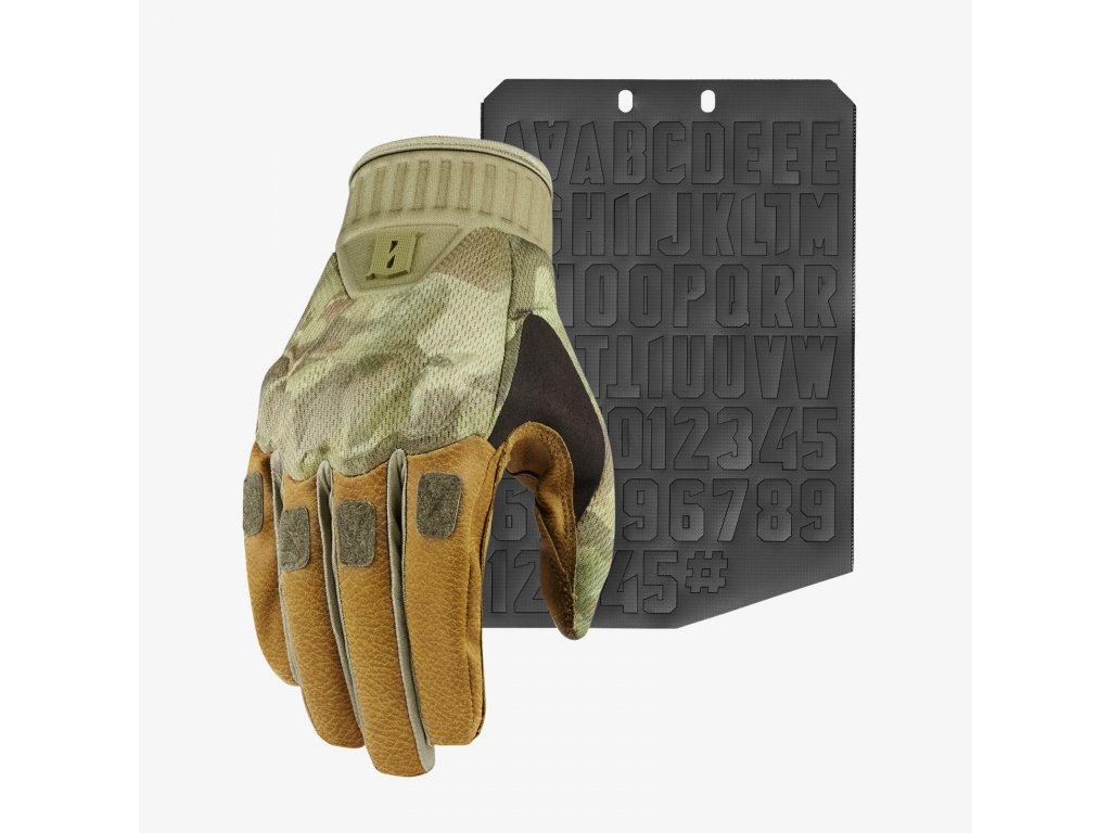 Kadre Glove Spartan Front Moralphabet Square