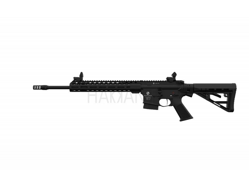 "Samonabíjecí puška Schmeisser AR15 Dynamic 16,75"""