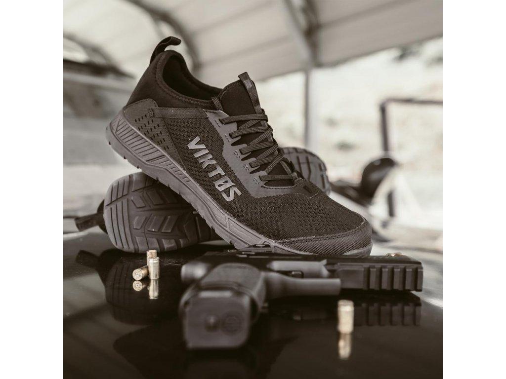 Range Trainer Shoe Nightfjall Profile