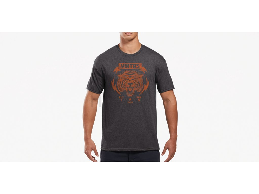 Tričko Viktos Tee Bulletproof Tiger