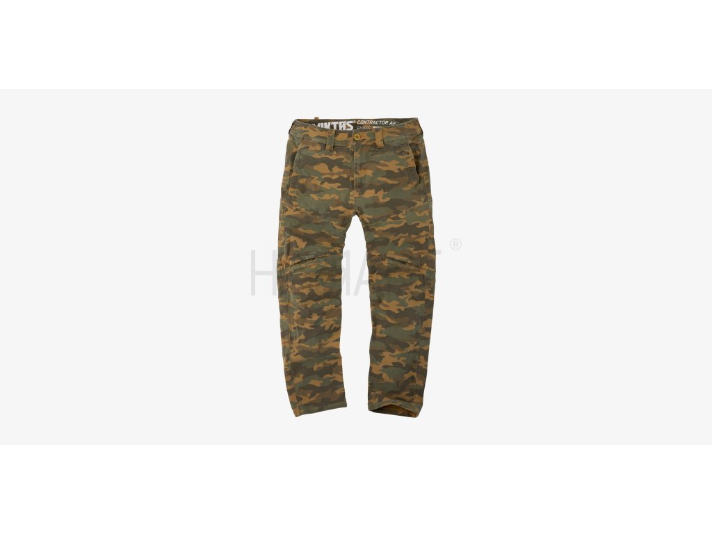 Contractor Af Pant Woodland Front