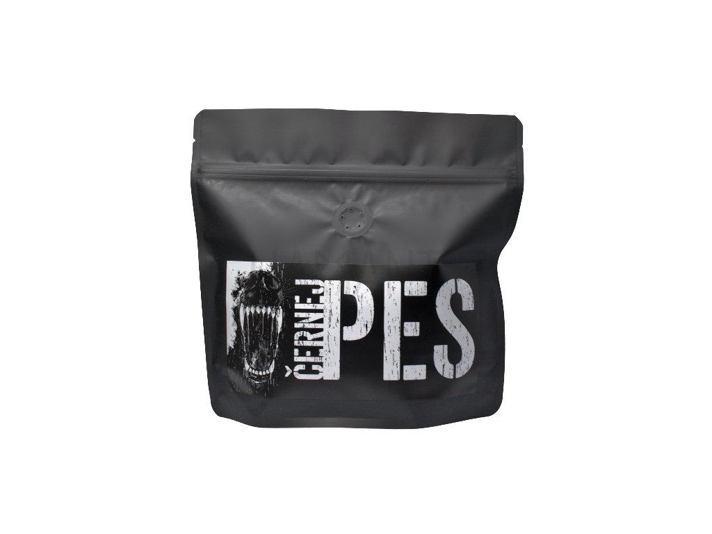 Opravdu hustý kafe - Černej PES