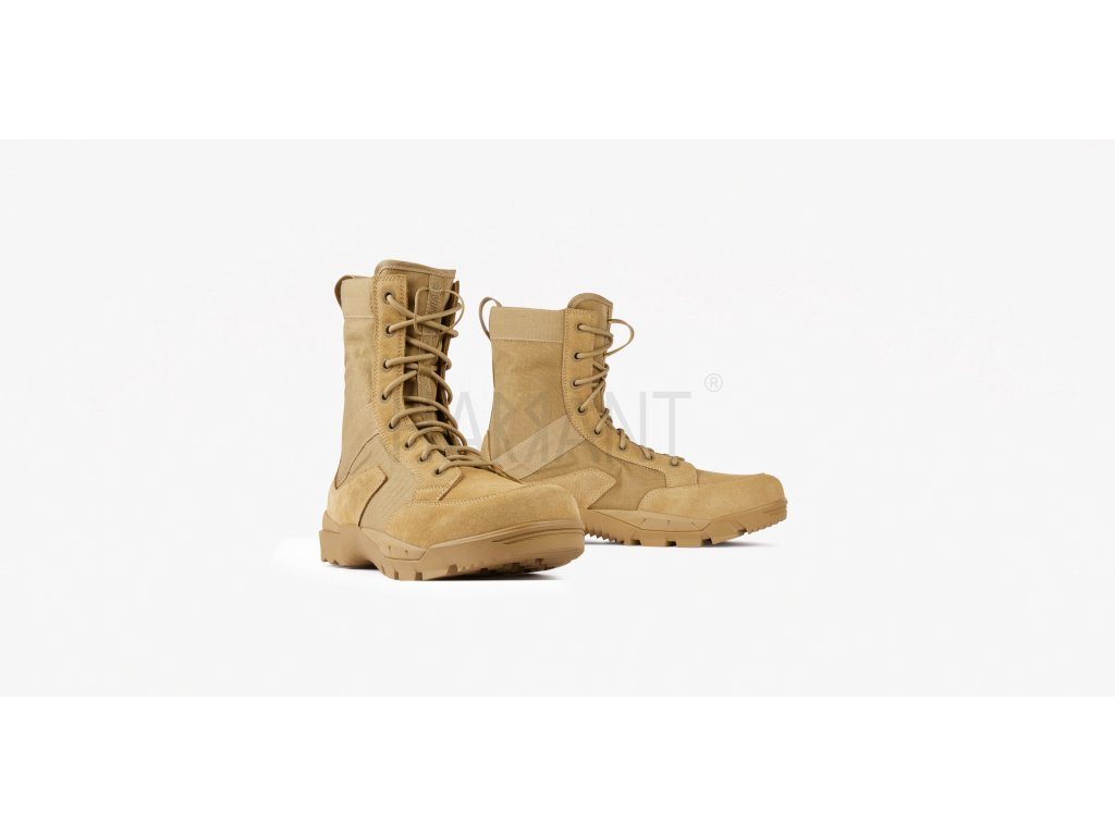 Johnny Combat SF Boot Coyote 2up