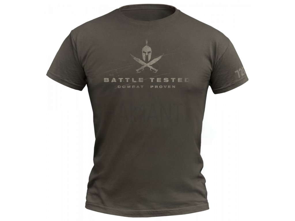 720 battle tested army