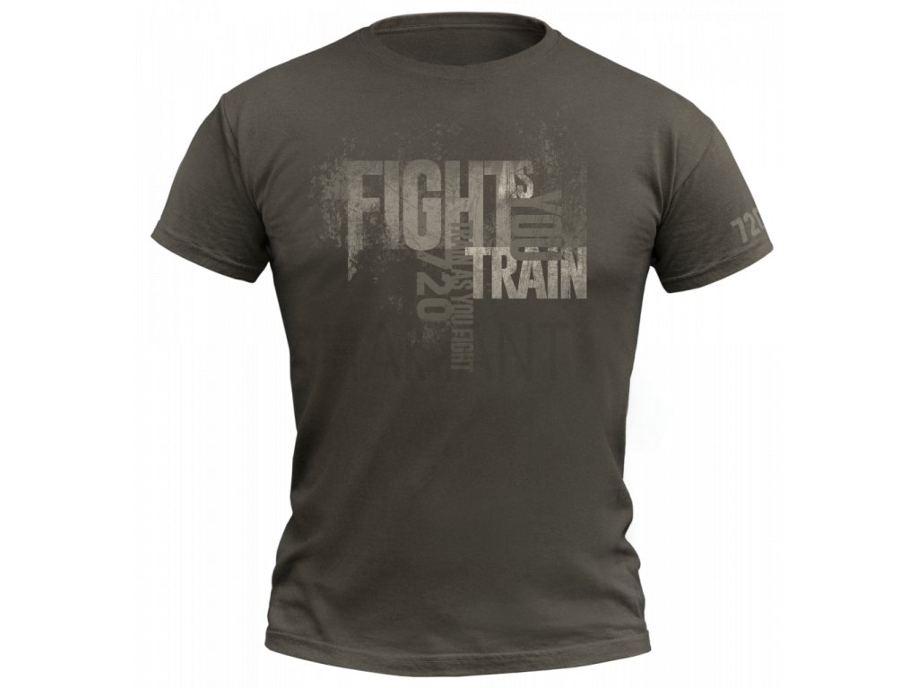 720 fight as you train