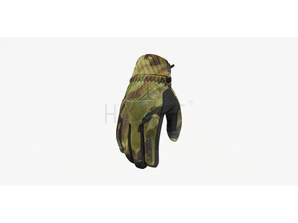 Leo Insulated Duty Glove Spartan Backhand