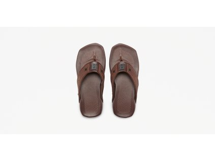 Kožené sandály Viktos 1911 Warlord Brown