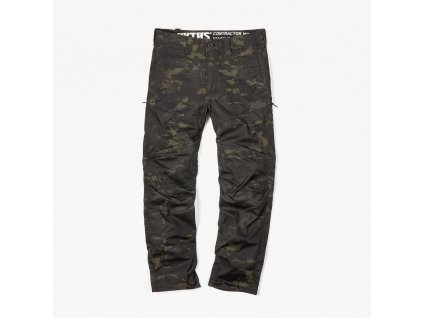 Contractor MC Pants Multicam Dark Front Square