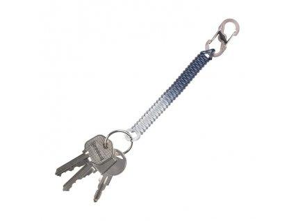 Bezpečnostní přívěsek na klíče Nite Ize - TetherRing Security Coil