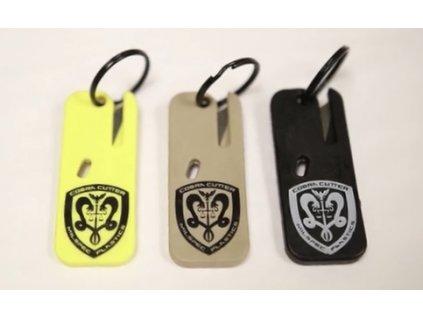 2015 1 rezacka plastovych pout cobra cutter keychain
