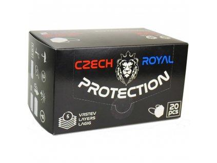 respirátor czech royal