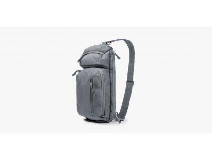 Upscale Bag Greyman Front
