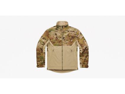 Combonova Softshell Jacket Multicam Front